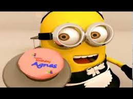 minions sing happy birthday youtube humor pinterest
