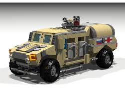lego army humvee arrowwood