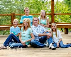 family picture pose and clothing ideas vest photography