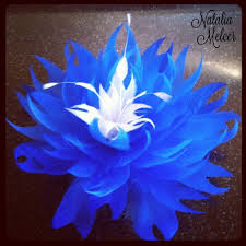 feather flower melcer feather flowers