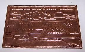 kopper kard postcards indianapolis motor speedway museum kopper kard copper postcard