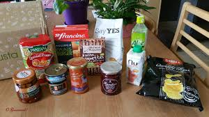box de cuisine test box cuisine degustabox juillet o gourmands
