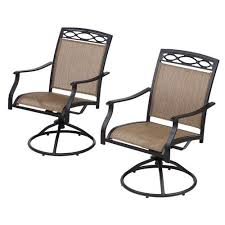Patio Chair Sling Swivel Sling Patio Chairs Stanley Town