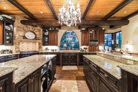 incredible double island kitchen floor plans with vintage crystal