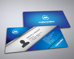 Business Card Design For It Professional Sribu Stationery Design Name Card Design For Matterpolita