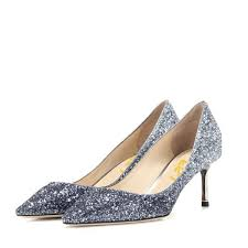 wedding shoes pumps silver wedding shoes glitter pointy toe kitten heel sparkly pumps