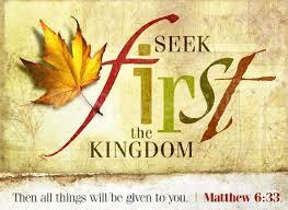 Seeking Where The Things Are Seek God S Kingdom By Joseph Prince Abidingtv Brings You