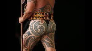 tā moko māori tattooing tourism new zealand media