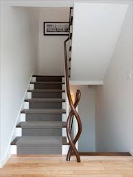 Stairs Without Banister Making Stairs Safe