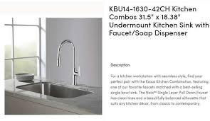 kitchen sink faucet combo round kitchen sink complete kitchen cabinet set stainless steel