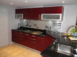 idee deco cuisine grise ordinary idee déco cuisine grise 3 indogate deco cuisine couleur