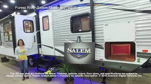 Salem Rv Floor Plans by Forest River Salem Midwest 27reis Youtube