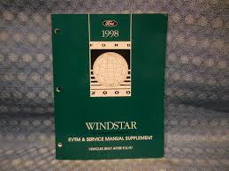 28 1998 ford windstar repair manual 124485 ford windstar