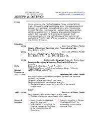 resume examples microsoft office resume templates for mac word