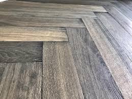 Herringbone Laminate Flooring Herringbone French Oak Hardwood Floor Installation In Chicago