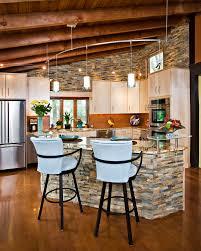 Limestone Kitchen Backsplash Limestone Countertops Kitchen Island Back Panel Lighting Flooring