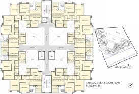 Hillside Floor Plans by Mittal High Mont By Mittal Brothers In Hinjewadi Pune Price