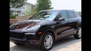 porsche cayenne 2016 colors 2016 porsche cayenne mahogany metallic youtube