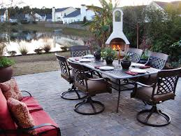 Outdoor Chimney Fireplace by 66 Fire Pit And Outdoor Fireplace Ideas Diy Network Blog Made