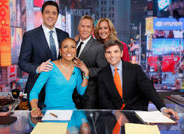 clock ticking for josh elliott at u0027good morning america u0027 with lara
