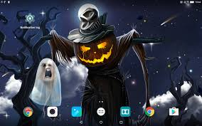 free 3d halloween wallpaper halloween wallpaper android apps on google play