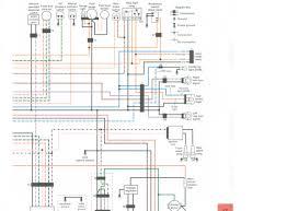 1995 harley sportster wiring diagram electrical engineer diagram