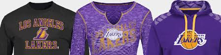 los angeles lakers apparel lakers merchandise gear nba