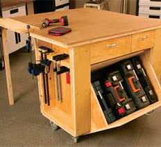 Work Bench Design Woodwork Mobile Workbench Plans Pdf Plans