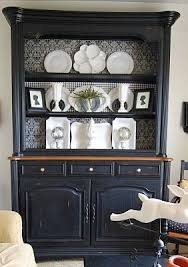 Kitchen China Cabinet Hutch Best 25 China Hutch Makeover Ideas On Pinterest Hutch Makeover