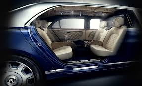limousine ferrari bentley announces grand limousine by mulliner u2013 news u2013 car and