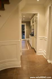 Recessed Wainscoting Panels Wainscoting Installation By Vella Contracting