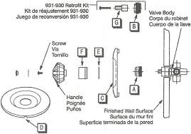 How To Fix A Price Pfister Shower Faucet Faq Detail