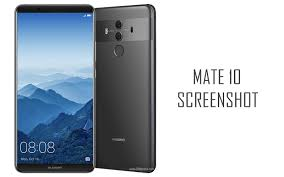 how to screenshot on android how to take a screenshot on huawei mate 10 and mate 10 pro the