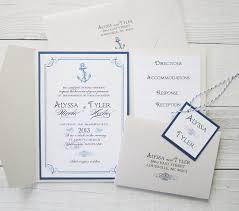wedding wishes nautical 24 best wedding invitations images on anchor wedding