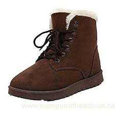 s fashion winter boots canada jin fashion s keep warm boots plush canvas ankle boot