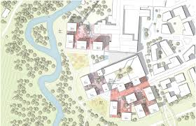 interweaving existing industrial area and natural landscape with