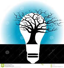 tree of ideas stock vector illustration of graphic tree 5819738