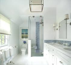 bathroom glass tile ideas glass tile accent in shower pricechex info