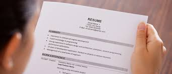 how to make your epic training resume shine