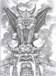 gargoyles protect your home things i love pinterest tattoo