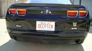 decepticon camaro this is how you a decepticon camaro page 3 camaro5 chevy