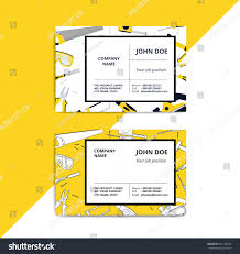 home improvement corporate business card repair stock vector