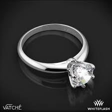 Solitaire Wedding Rings by 6 Prong Solitaire Engagement Ring By Vatche 1778