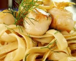 cuisiner noix jacques recette tagliatelles aux noix st jacques sauce curry