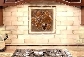 backsplash medallions kitchen terrific quot ceramic tile medallion daltile s stratford place