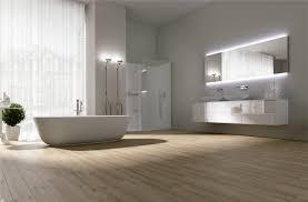 wood bathroom floor home interior design ideas