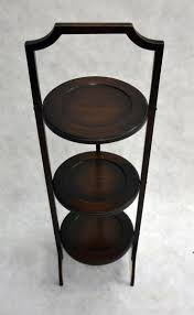 cake stands for sale swedish mahogany cake stand for sale at pamono