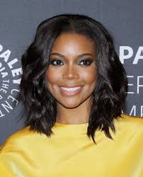 chin length hairstyles for ethnic hair 20 great hairstyles for black women gabrielle union black women