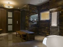 Masculine Bathroom Decor Barton Hill Spa Bathroom Fine Homebuilding