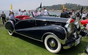 classic rolls royce wraith 1947 rolls royce silver wraith inskip cabriolet